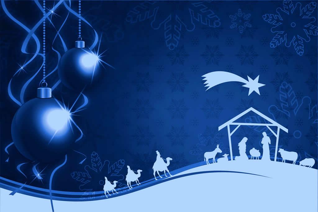 Imagen Fondos Belen Navidad