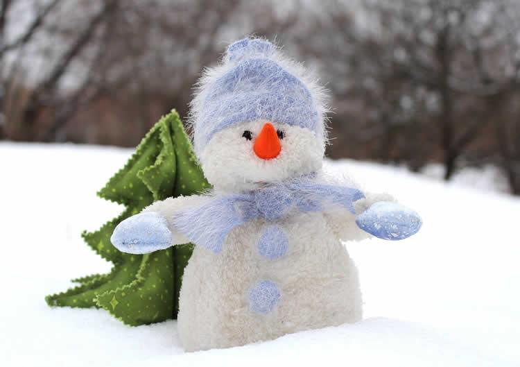 Imagenes Navidad Muñeco de Nieve