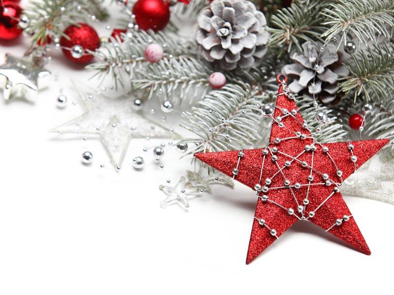 Im genes de navidad estrellas navide as for Figuras de nieve navidenas