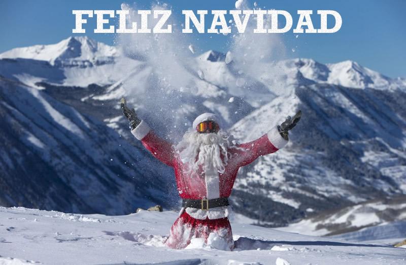 Imagen Papá Noel Feliz Navidad