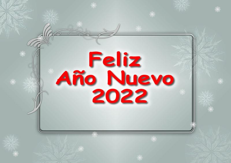 Imagenes Feliz Año Nuevo 2022