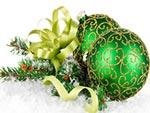 Imágenes esferas de Navidad