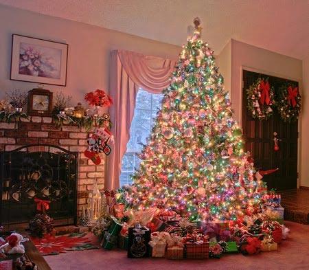 Imágenes Árbol de Navidad: árbol de Navidad Decorado