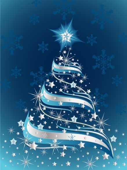 Imágenes Árbol de Navidad: árbol de Navidad con Estrella