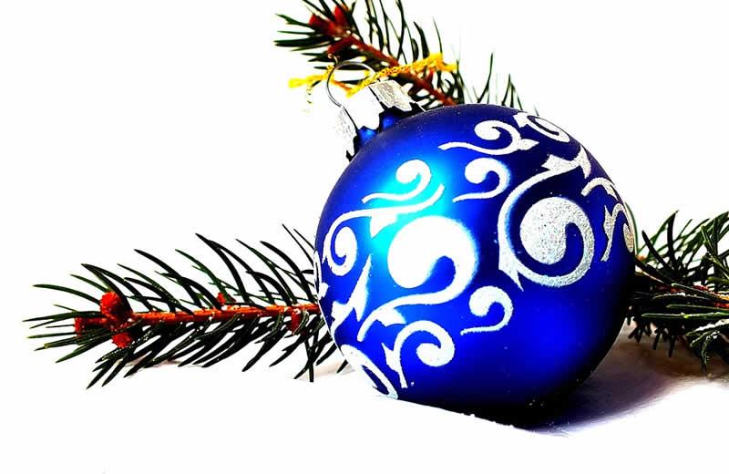 Imagen Bola para Navidad
