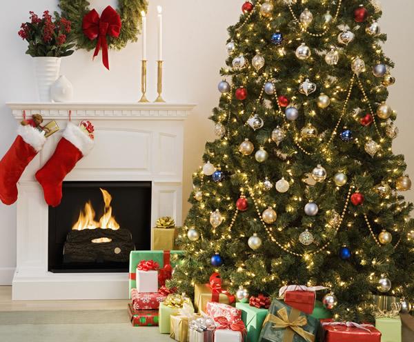 Imagenes de la Navidad: Arbol de Navidad