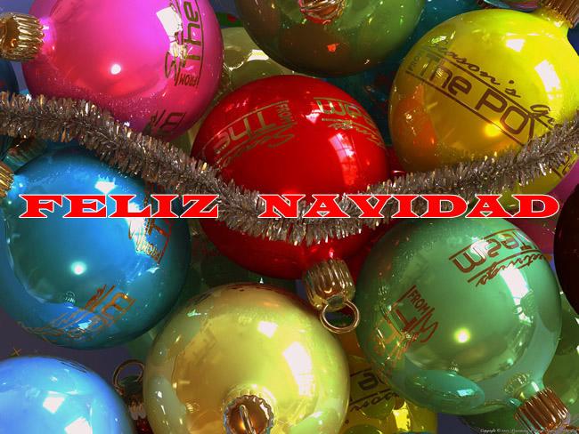 Imagenes de la Navidad: Bolas