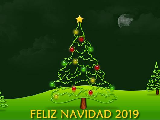 Imagen Árbol Navidad 2019