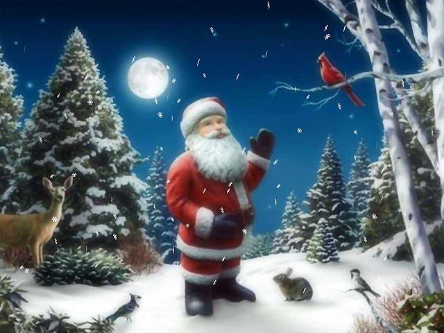 Imagenes Navidad: Papá Noel