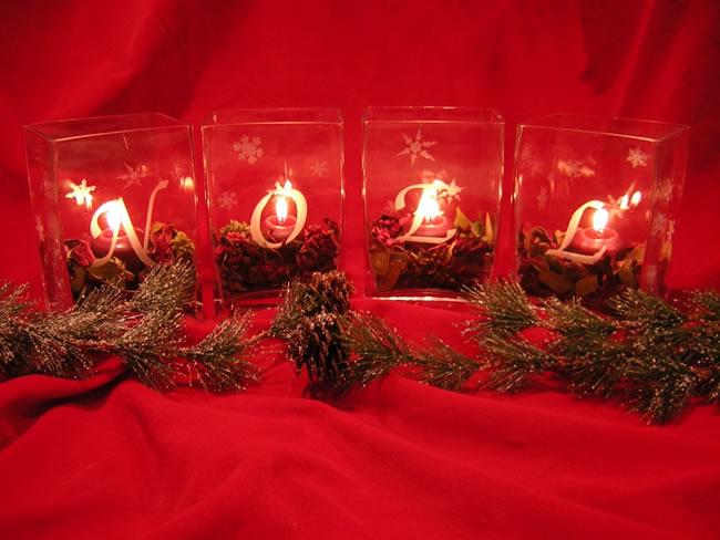 Imagenes Navidad: Candles de Navidad