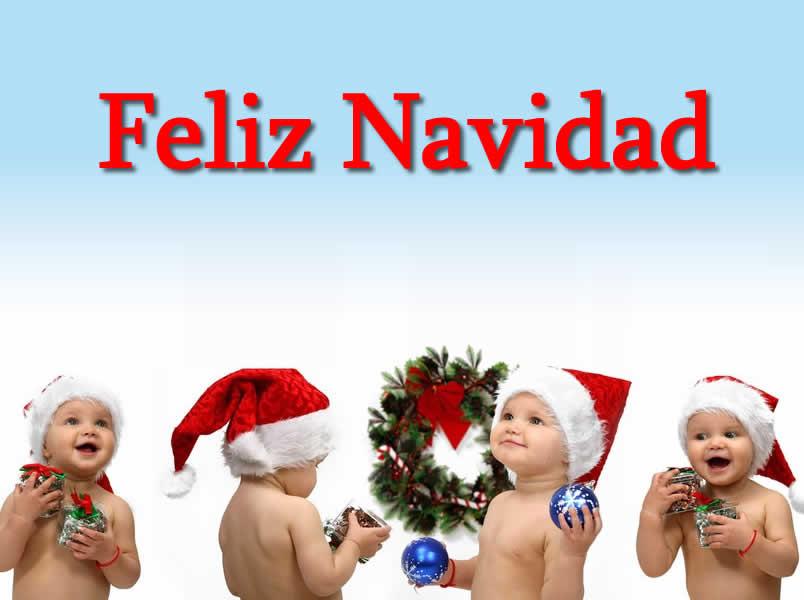 Imágenes navideñas Feliz