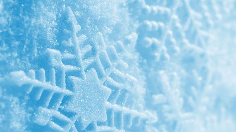 Imágenes Navideñas: Nieve